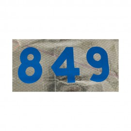 New sail numbers for North Sails